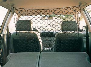 Trixie Auto-Schutznetz aus Nylon - schwarz