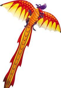 Einleinerdrachen Dragon 3D 102x320cm, 1St.