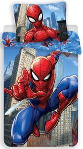Marvel´s Spiderman - Kinder-Bettwäsche-Set, 135x200 & 80x80 cm