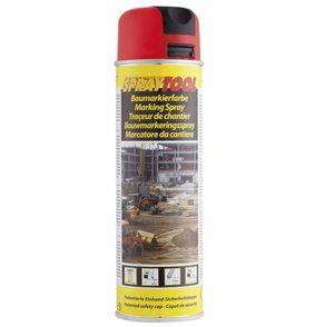 MOTIP DUPLI Markierungsspray leucht-rot 500ml leucht-rot, 500 ml