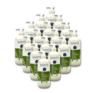 Sante Naturkosmetik Shampoo Family Repair Olivenöl & Ginkgo, 500 ml x 16