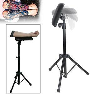 Armlehne Einstellbar Tattoo Studio Armauflage Beinauflage Armstütze 65-125cm Einstellbar Stativ Bein Halterung