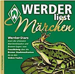 Werder liest Märchen, 1 Audio-CD