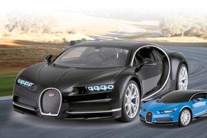 Bugatti Chiron 1:14 schwarz 27MHz