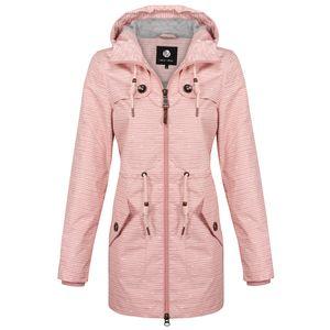 NEW View Damen Mantel, Farbe:rosa, Größe:L