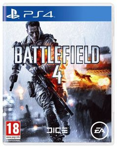 Battlefield 4 UK PS4