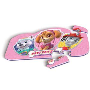 Disney Puzzlematte Spielmatte EVA Schaum Puzzle Spielboden Cars Kinderteppich Baby Spielteppich, Ausführung:Paw Patrol Skye