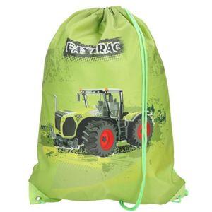 Traktor Kinder Turnbeutel Sportbeutel Trecker Rucksack Sporttasche Bulldog