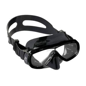 Cressi Adult Mask Dark / Black One Size