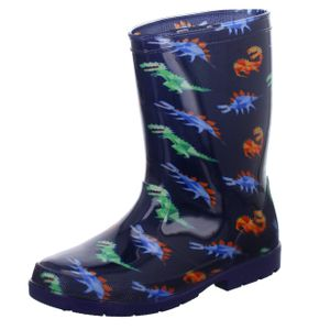 Sneakers Jungen-Gummistiefel Dinosaurier Blau , Farbe:blau, EU Größe:35
