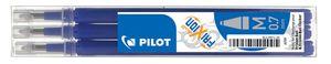 PILOT Tintenroller Ersatzmine BLS FR7 Strichfarbe: blau (3 Minen)