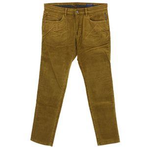 24203 Camel Active, Madison,  Herren Jeans Hose, Stretchcord, cognac, W 34 L 34