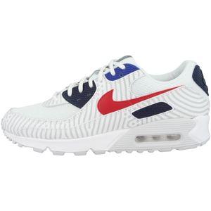 Nike Air Max 90 Sneaker Herren Weiß (CW7574 100) Größe: 45