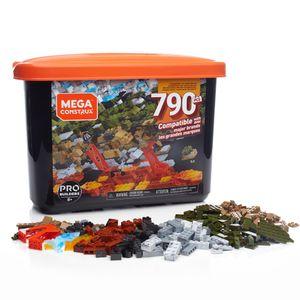 Mega Construx Grosse Box für Fortgeschrittene (790 Teile)