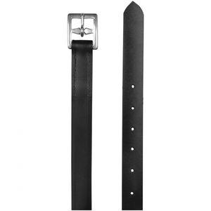WALDHAUSEN Steigbügelriemen Easy Clean, schwarz, 150 cm