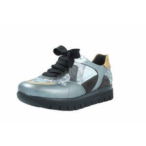 Semler Silvia Damen Sneaker in Grau, Größe 5