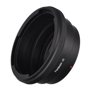Objektivadapter fuer Pentacon 6 Kiev 60 Objektiv passend fuer Nikon AI F Kameragehaeuse fuer Nikon D90 D300 D700 D3200 D5100 D7100 D7000