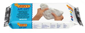 Jovi Air Dry Modelliermasse, lufttrocknend, 500g in weiß