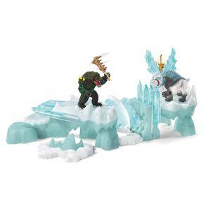 Schleich Eldrador Angriff auf die Eisfestung 42497