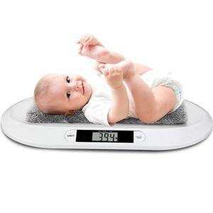 20 kg Babywaage, elektronische Waage, LED-Anzeige, hohe Präzision