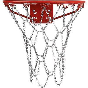 Sidelines Basketballnetz aus Stahl Ersatznetz Korbnetz Basketball