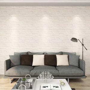 Wandpaneele 24 Stk. 3D 0,5×0,5 m 6 m2