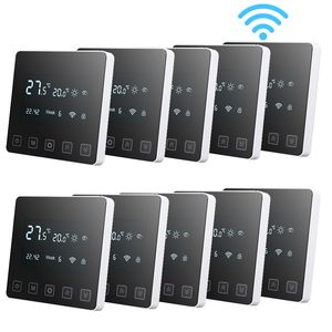 10X SWAREY Raumthermostat Programmierbar Thermostat FußBodenheizung 16A