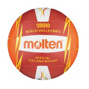 molten Beachvolley Freizeitball Gr. 5 Rot