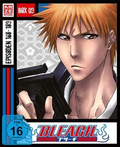 Bleach - TV Serie - Box 9 - Episoden 168-189 - Blu-Ray