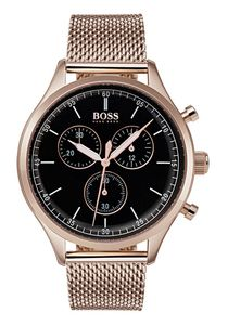 Hugo Boss Herren Chronograph Armbanduhr Companion 1513548