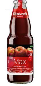 Klindworth Max 1x Alkoholfreier Punsch / Kinderpunsch 1x 1L inkl. Pfand MEHRWEG
