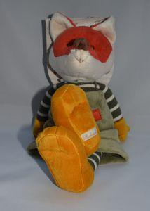 Bukowski Kuscheltier Foxy 15-542S Grün