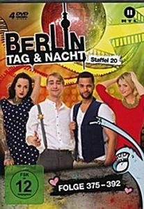 Berlin-Tag & Nacht-Staffel 20,Folge 375-392