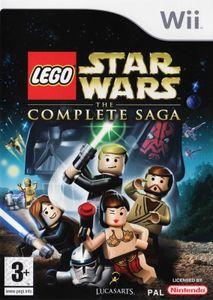 Lego Star Wars - Die komplette Saga - Nintendo Wii