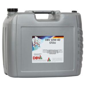 DBV-Traktorenöl SAE 10W/40 (STOU) 20-Liter-Kanister