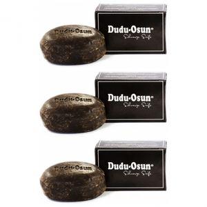 Schwarze Seife - Dudu Osun - 3x 150g