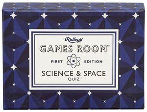 Ridley's Games quiz-Spielzimmer: Wissenschaft & Weltraum 140-teilig