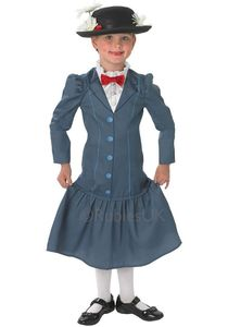 Mary Poppins Kostüm - Disney, Kind, Größe:M
