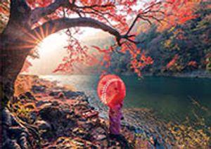 EDUCA - Sunrise in Katsura River 1000 Teile