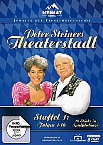 Peter Steiners Theaterstadl - Season 1 Folgen 1-16