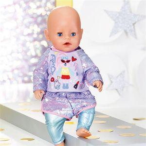 ZAPF 828182 BABY born® Fashion 43 cm - sortiert
