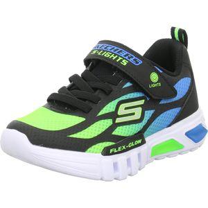Skechers \ Blinker\  Jungen Sneaker in Schwarz, Größe 32