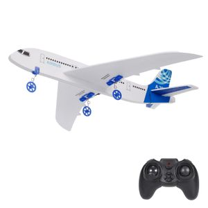 A380 RC Flugzeug fš¹r Kinder 2,4 GHz 2CH Kleinflugzeug DIY Flugspielzeug fš¹r Kinder Jungen