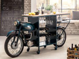 Bartisch Triumph Bike