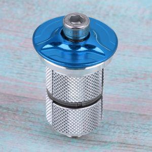 1 Stück Headset-Kompressionsstecker Blau 22,2 mm