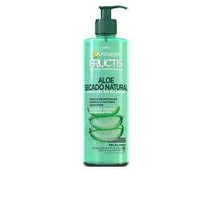 FRUCTIS ALOE SECADO NATURAL crema gel sin aclarado 400 ml
