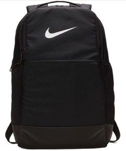 Nike Nk Brsla M Bkpk - 9.0 (24L) Black/Black/White -