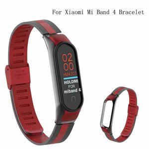Edelstahl Uhrenarmband für Xiaomi Mi 4 Armband GJJ90904001RD