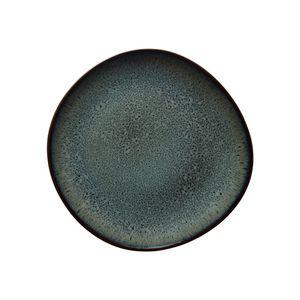 Villeroy & Boch 2 x  Frühstücksteller Lave gris Vorteilsset 2 x  Art. Nr.  1042592640 und Gratis 1 Trinitae Körperpflegeprodukt