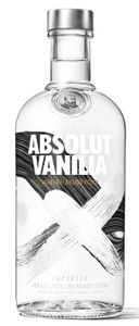 Absolut Vodka Vanilia | 40 % vol | 0,7 l